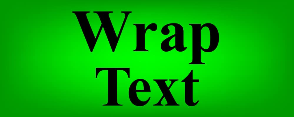 How to wrap, clip, or overflow (unwrap) text in Google Sheets