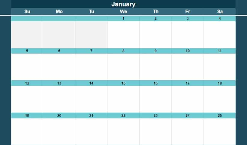Google Sheets Calendar Template Google Sheets Calendar Templates (Full Size and Miniature)